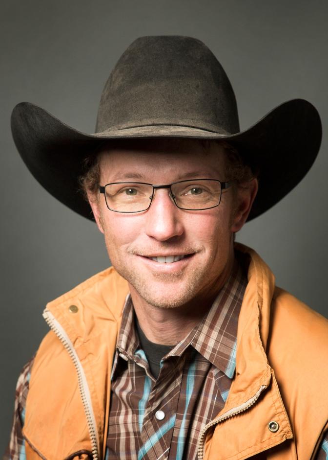 Rodeo Coach Drew Schrock