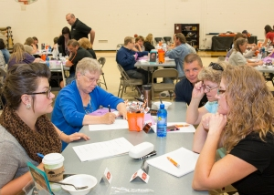 Employees work together on what guidelines are important for student success as well as the college's success.